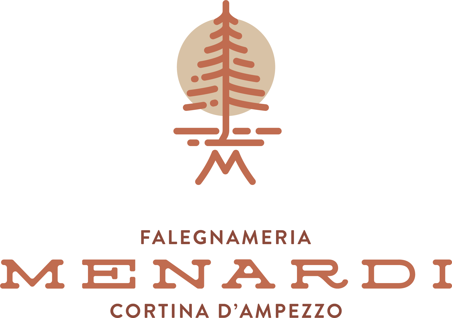 Falegnameria Menardi Logo
